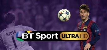 BT Sport launches its Ultra HD package