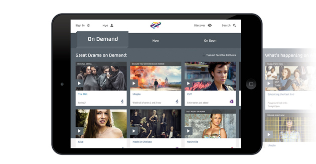 All 4 – Channel 4's new service