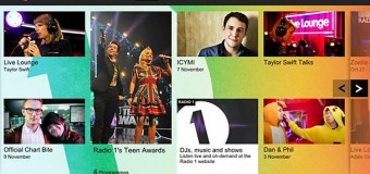 BBC Radio 1 moves onto iPlayer
