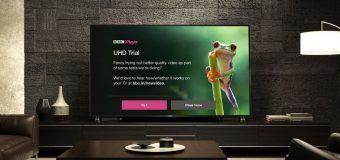 BBC iPlayer 4K HDR Trial